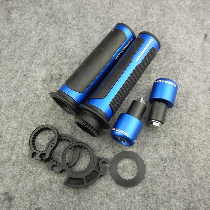 Manopole per moto Cnc 22 mm per Yamaha Fz6 R1 R3 R6 R15 R25 YZF R1 MT07 MT-09 Tmax 500 530 XJ6 Ybr ZHANGBIN