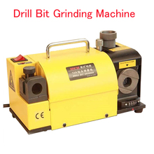MR 13A Drill Bit Grinding Machine Drill Bits For Metal Accurate And Fast Drill Sharpener Machine