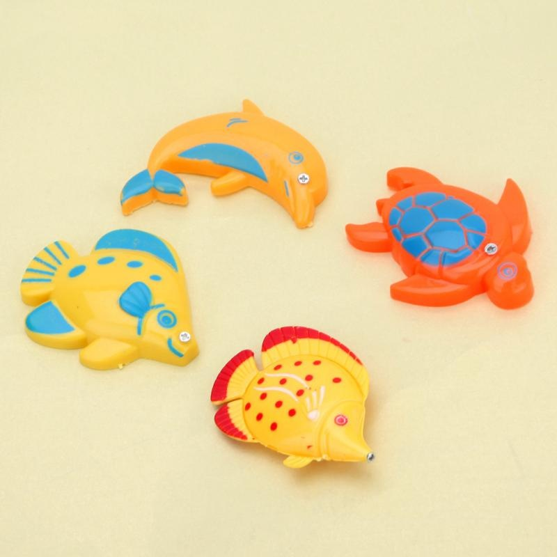 Hot-Sell-Magnetic-1-Rod-8-Fish-Catch-Hook-Pull-Baby-Children-Bath-Fishing-Game-Set-Outdoor-Fun-Toys-Fishing-Toys-FL-4