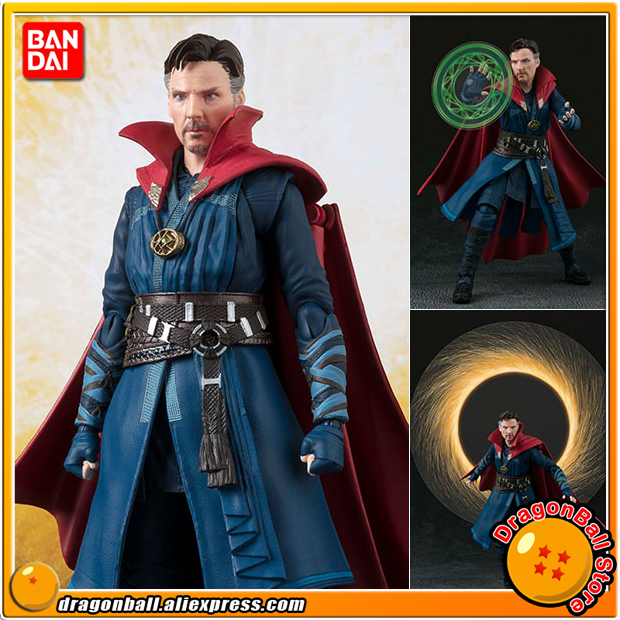 Anime Avengers: Infinity War Original BANDAI Tamashii Nations S.H. Figuarts / SHF Action Figure - Dr. Strange dsl 710a dsl 710a dsl710a laser lens optical pickup in cd dvd rom new