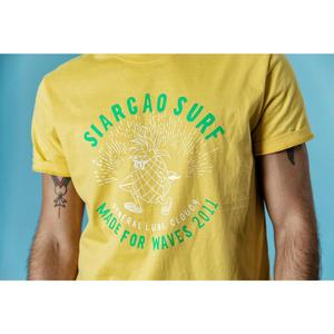 Image 5 - SIMWOOD 2020 summer new pineapple letter print t shirt men holiday style fashion 100% cotton t shirt breathable top tees  190326
