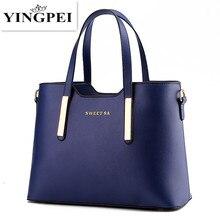 Kobiety Messenger torby luksusowe torebki damskie torebki projektant Casual Tote kobiecy top uchwyt wysokiej jakości torba na ramię