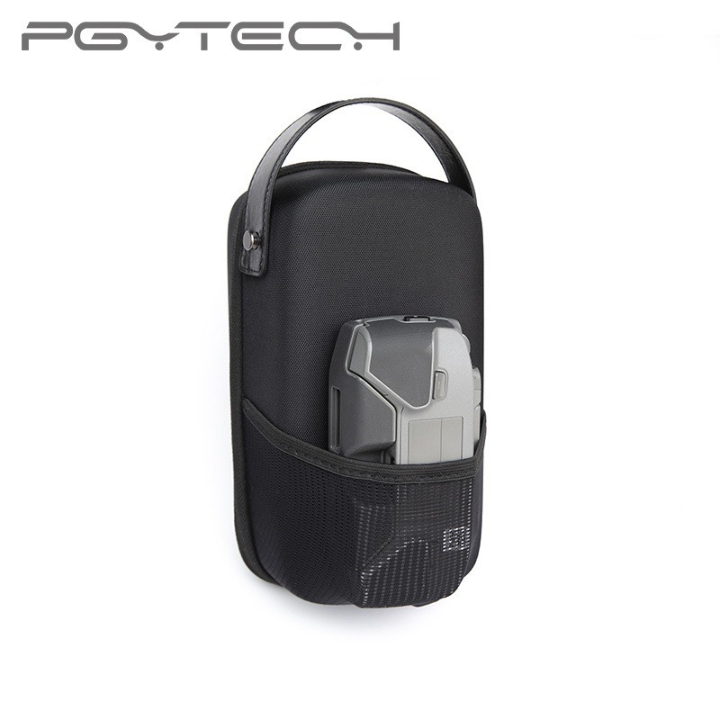 PGYTECH mini Safety carrying case for Mavic 2 Pro Zoom Waterproof Drone Bag Handbag Portable Case For DJI Mavic 2 Accessories pgytech dji mavic 2 bag hardshell shoulder bag carrying case for dji mavic 2 pro zoom fly more combo case portable