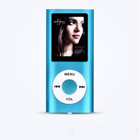 No Memory Mini MP3 Player With LCD Screen Support Up To 32 GB SD Card With