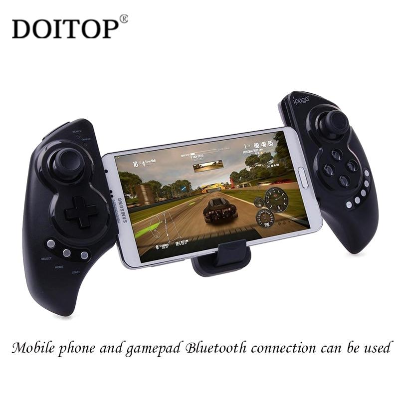 DOITOP IPega PG 9023 PG9023 Drahtloser Bluetooth Spiel-steuerpult Gamepad Für Smartphone iOS Android Für Apple Ipad Tablet PC C4