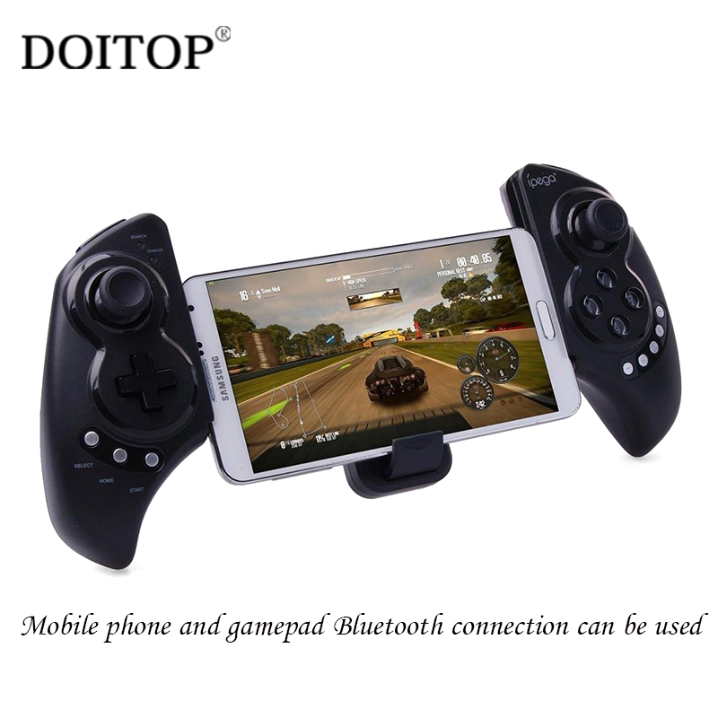 DOITOP IPega PG 9023 PG9023 Wireless Bluetooth Game Controller Gamepad For Smartphone iOS Android For Apple Ipad Tablet PC C4