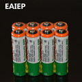 EAIEP 8PCS/lot Wholesale For GP AA 1.2 V 1000mAh Ni - MH Rechargeable batteries' toys