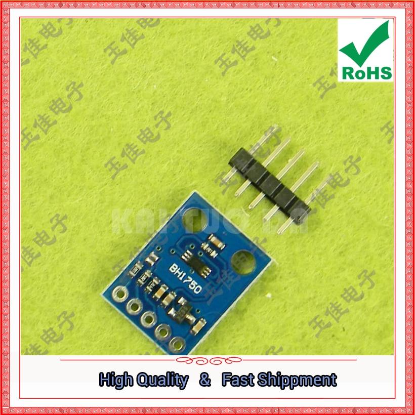Free Shipping 2pcs GY-302 BH1750 Light Intensity Illumination Module board (C7A3)