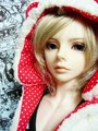 [wamami] White Clothes Wraps/Suit 1/4 MSD DZ BJD dollfie