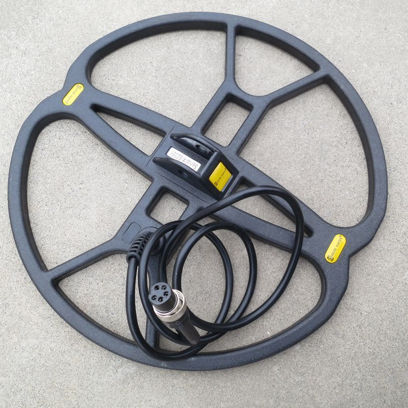 Bobine souterraine professionnelle de détecteur de métaux pour MD6350 11x15 ''MT705 18.75 kHz bobine imperméable ACE 400i bobine de Garret