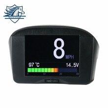 Venta caliente original AUTOOL X50 PLUS Coche OBD Inteligente Digital y principios de código de falla de Alarma Multi-Función de Medidor de Fast & Free gratis