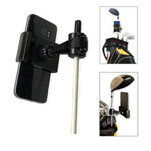Golf Club Practice Records Accessories Phone Holder Golf Training Assistant Equipment Golf Record Holder Stand Ship from US(China)