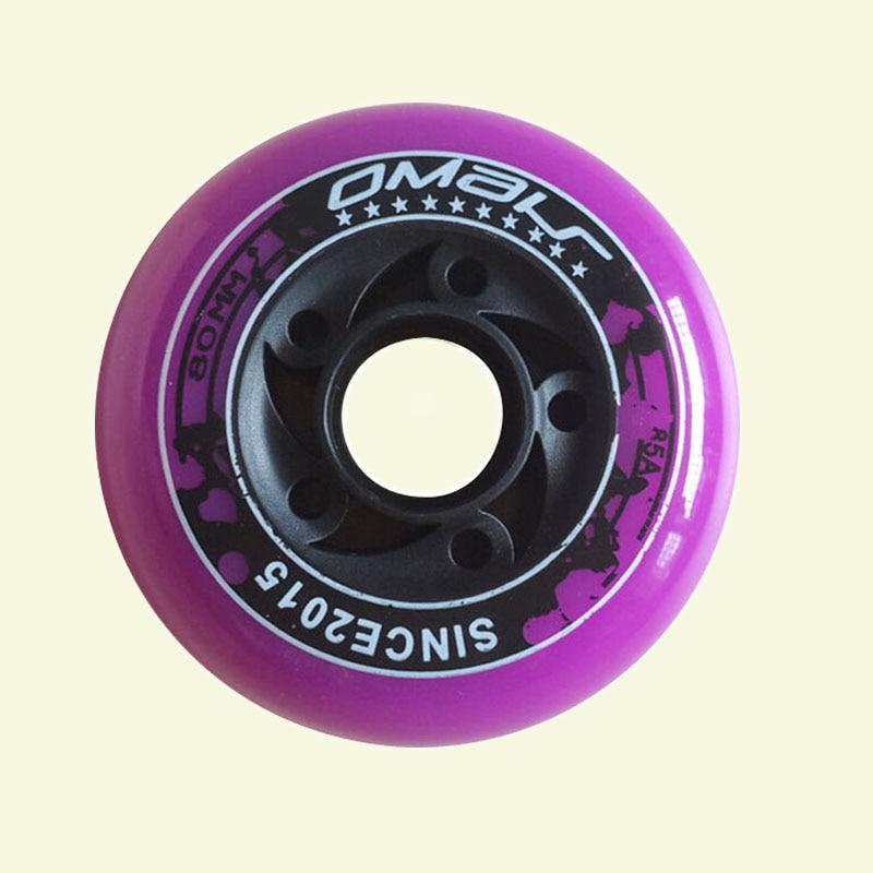 Prix pour Patins rouleau, 85A 72 76 80mm roue pour patins à roulettes Slalom coulissantes patins roue Pour rouleau de SEBA de patinage chaussures livraison gratuite I14