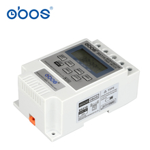beautiful good quality good price 220V timer switch relay 24 hours time