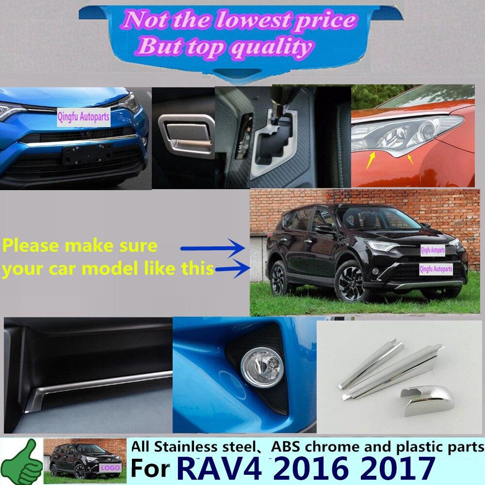 Aliexpress.com: Comprar Para Toyota RAV4 Nuevo 2016 2017 estilo del ...