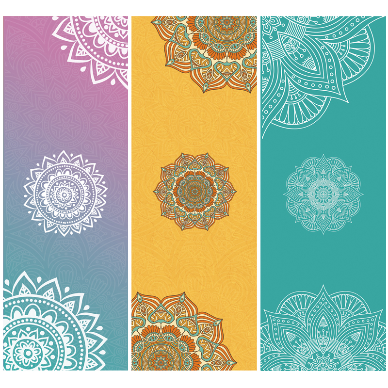 New Issue Yoga Mat Towel Printing Sport Fitness Gym