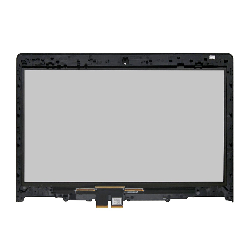 For Lenovo Flex3 14 Flex 3 14 FHD Touchscreen 2-in-1 Notebook Front Touch Glass Screen Digitizer Replacement with Frame Bezel free shipping for lenovo yoga 500 14 for lenovo flex 3 14 flex 3 14 replacement touch screen digitizer glass 14 inch black