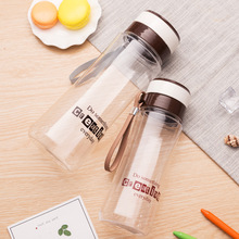 Portable Leakproof Plastic Water Bottle for Tour Outdoor Sports  700ml my Favorite Drinkware bpa free