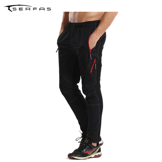 73eb40070 Pantalones deportivos de Bicicleta de montaña para hombre, pantalones  largos para Ciclismo, pantalones ajustados