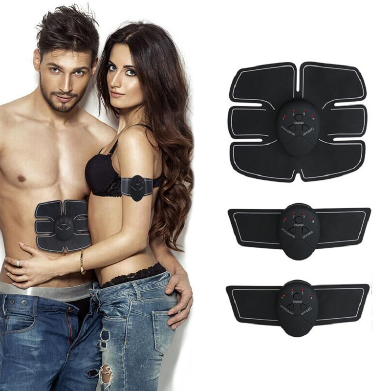 Smart EMS Trainer Muscle Stimulation ABS Hips Wireless Fitness Slimming Abdominal Unisex Body Massager Electric Health CareSmart EMS Trainer Muscle Stimulation ABS Hips Wireless Fitness Slimming Abdominal Unisex Body Massager Electric Health Care