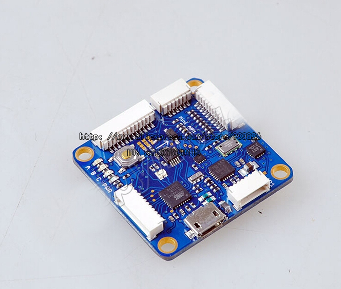 MiniAPM V3.1 Mini ArduPilot Mega 2.6 External Compass APM Flight Controller for Multicopter FPV SKU:11253 apm 2 6 flight controller board ardupilot mega 2 6 version with side pin connector for multicopter