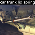 car trunk lid spring,It can make car trunk lid automatically open for Geely Emgrand 7 EC7 EC715 EC718 Emgrand7 E7