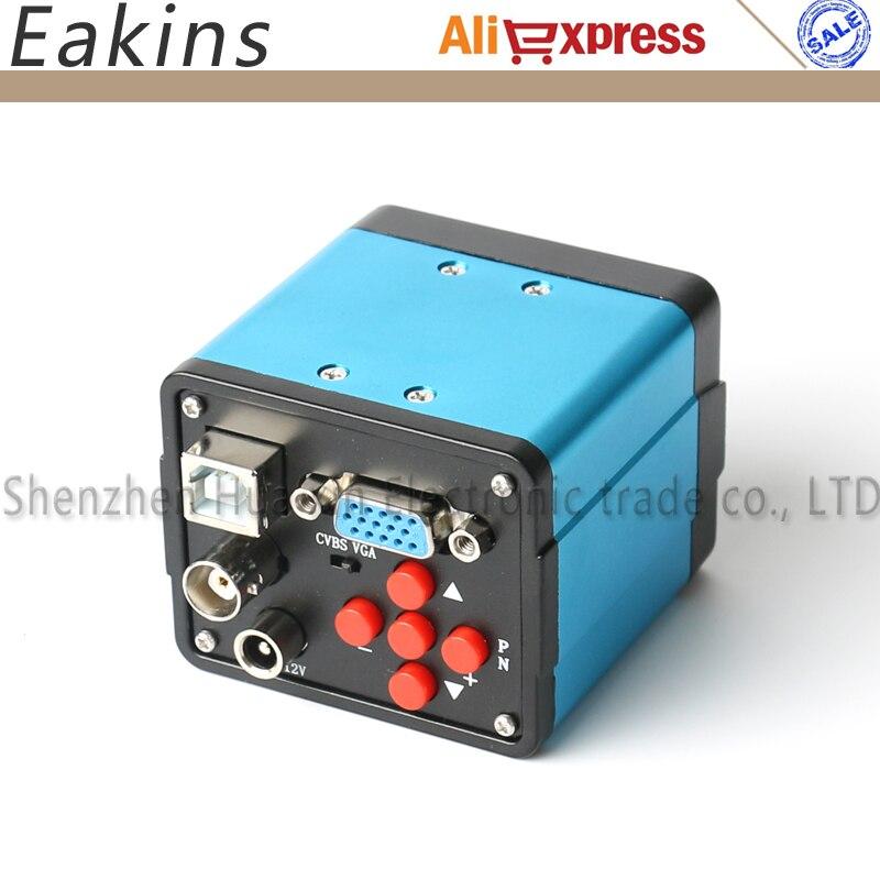 все цены на  3 in 1 VGA USB BNC 2.0MP 1080P HD Electronic Digital Microscope Camera CCD Camera  онлайн