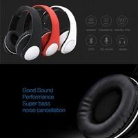 Foldable Bluetooth Headphones Wireless Bluetooth Headset With Microphone Headband For IPhone Samsung LG HTC Nokia Smartphone