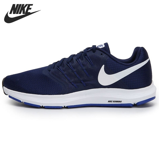 37d2946b US $101.83 21% OFF|Original New Arrival 2018 NIKE RUN SWIFT Men's Running  Shoes Sneakers-in Running Shoes from Sports & Entertainment on ...