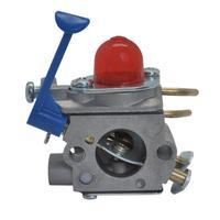 Metal Carburetor For Husqvarna Trimmer Zama 128C 128L 128LD 128R 128RJ With 1 Carburetor 2 Gaskets