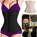 Das Senhoras Das Mulheres do FLORATA Tummy Controle Corset Magro Cintura Alta Corpo Shaper Cueca Bodysuit
