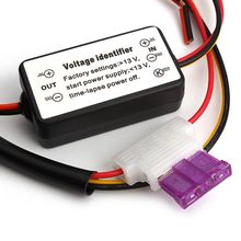 2015 New Hot Sale Car Daytime Running Light Controller DRL Relay Harness Auto Car Controller On/Off Switch Parking Lights