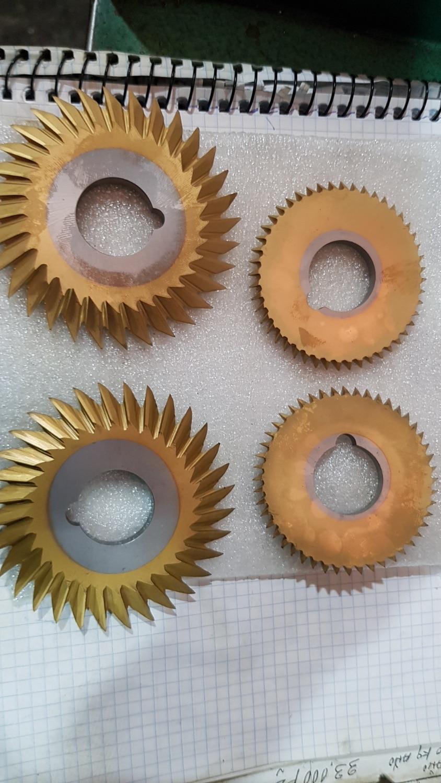 Customized blade milling cutter, HSS milling cutter disc