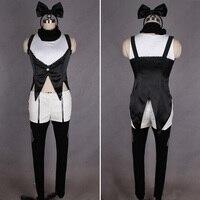 Anime RWBY Black Trailer Blake Belladonna Cosplay Costume Any Size