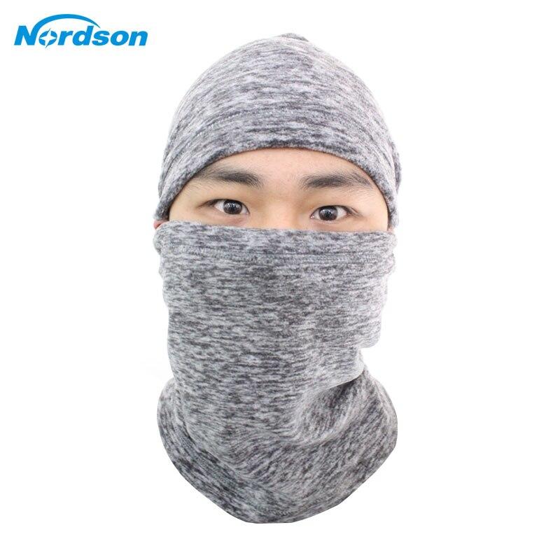 Nordson Motorrad Fahrrad Gesichtsmaske Sturmhaube Winddicht Winter Wärmer Winddicht staubdicht Sport Bike Snowboard Ski Maske