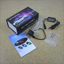 Liandlee Auto Laser Fog Light For Mercedes Benz Smart City-Coupe Preventing Rain Haze Lamps Truck Car Alarm