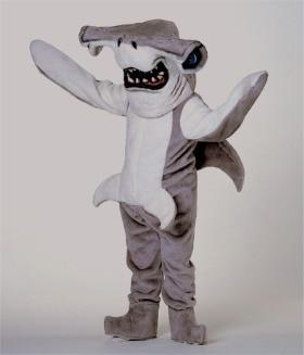 mascot Hammerhead shark Mascot Costume custom fancy costume anime cosplay kit mascotte theme fancy dress carnival costume