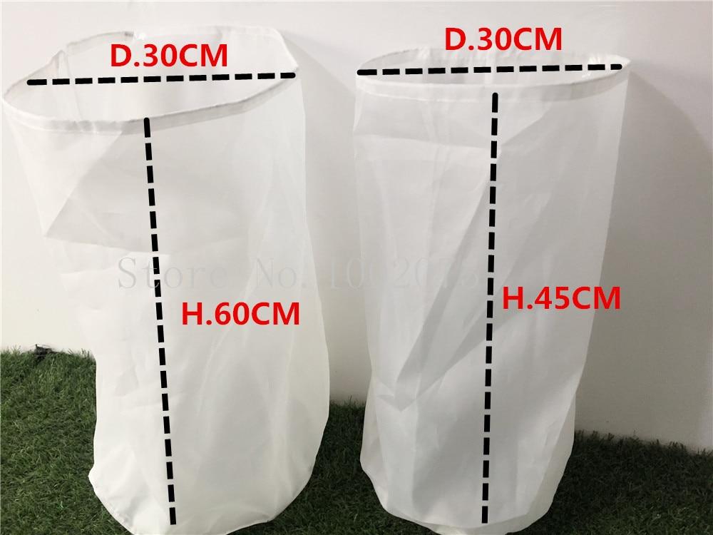 300 De qualité alimentaire Maillage home brew mash filtre sac pour lot homebrew filtre sac seau bière vin whisky moonshine