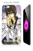 Top Quality Mobile Phone Case Cover Vampire Knight White Hard Cases for iphone 6 6s Hot