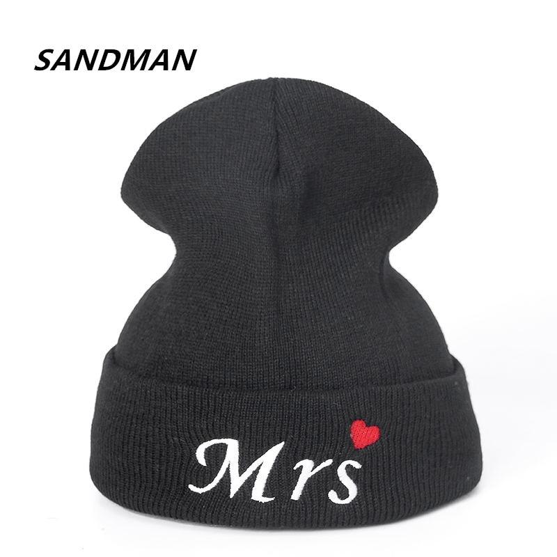 SANDMAN New Fashion Winter Hat Skullies Beanies Unisex Warm Lovers Hat Knitted Cap Hats For Men Women Beanies Warm Cap Soft Cap gaiman neil sandman vol 06 new ed