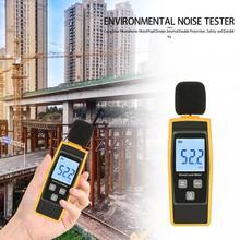 30-130дб мини аудио измеритель уровня звука децибел шум измерительный инструмент детектор цифровой диагностический инструмент автомобильный микрофон