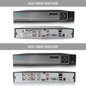 Image 3 - 4CH 1080P AHD dvr system monitoringu wizyjnego z 4 sztuk 2000TVL 2MP bezpieczeństwa AHD kamery zewnątrz domu kamera do monitoringu cctv zestaw