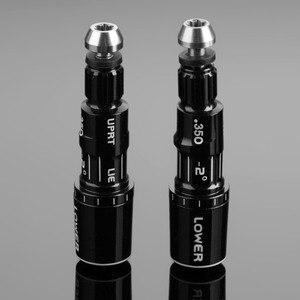 Image 4 - Golf Welle Adapter Tipps Größe. 335 .350 + 2 Golf Welle Adapter Hülse Ersatz Für M1 M2 Treiber Und Fairway Hölzer