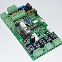 Замена 24VDC распашные ворота двигателя плата карты монтажная плата контроллера карты для Ahouse распашные ворота открывалка доска