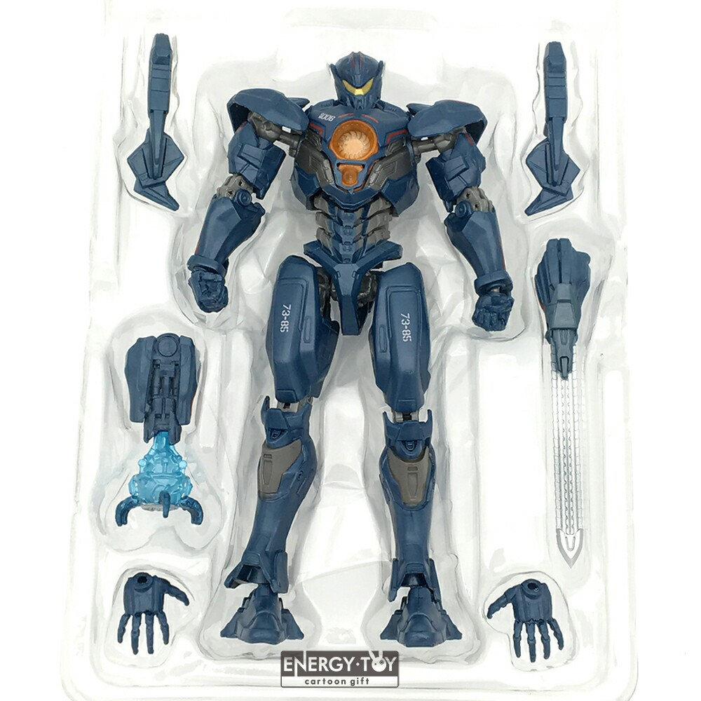 Image 3 - Cartoon Pacific Rim Uprising Gipsy Aevenger PVC action figure doll model toy-in Action & Toy Figures from Toys & Hobbies