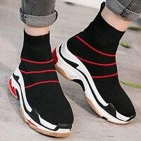 GOGORUNS women socks style women running shoes breathable women running sneakers ladies girls sport training shoes