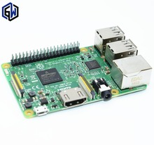 10pcs 2016 new original raspberry pi 3 model b / raspberry pi / raspberry / pi3 b / pi 3 / pi 3b with wifi & bluetooth