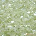 JELLY JONQUIL AB 2mm 20,000Pcs/LOT Taiwang Acrylic Flatback Rhinestone,Nail art rhinestones