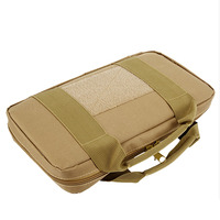 TTGTACTICAL Military Soft Pistol Carrying Case Police Single Pistol Case Army Military Pistol Gun Rug Hand