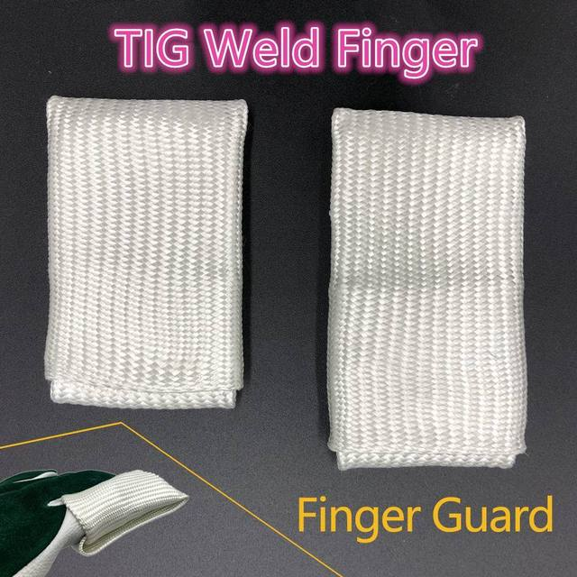 TIG Finger сварочные советы/трюки TIG Finger тепловой щит сварочные перчатки тепловой щит защита пальцев
